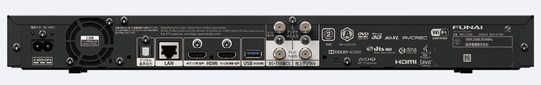 FBR-UTシリーズ 端子